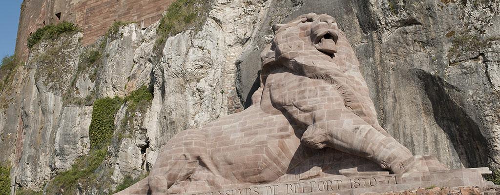 belfort-lion